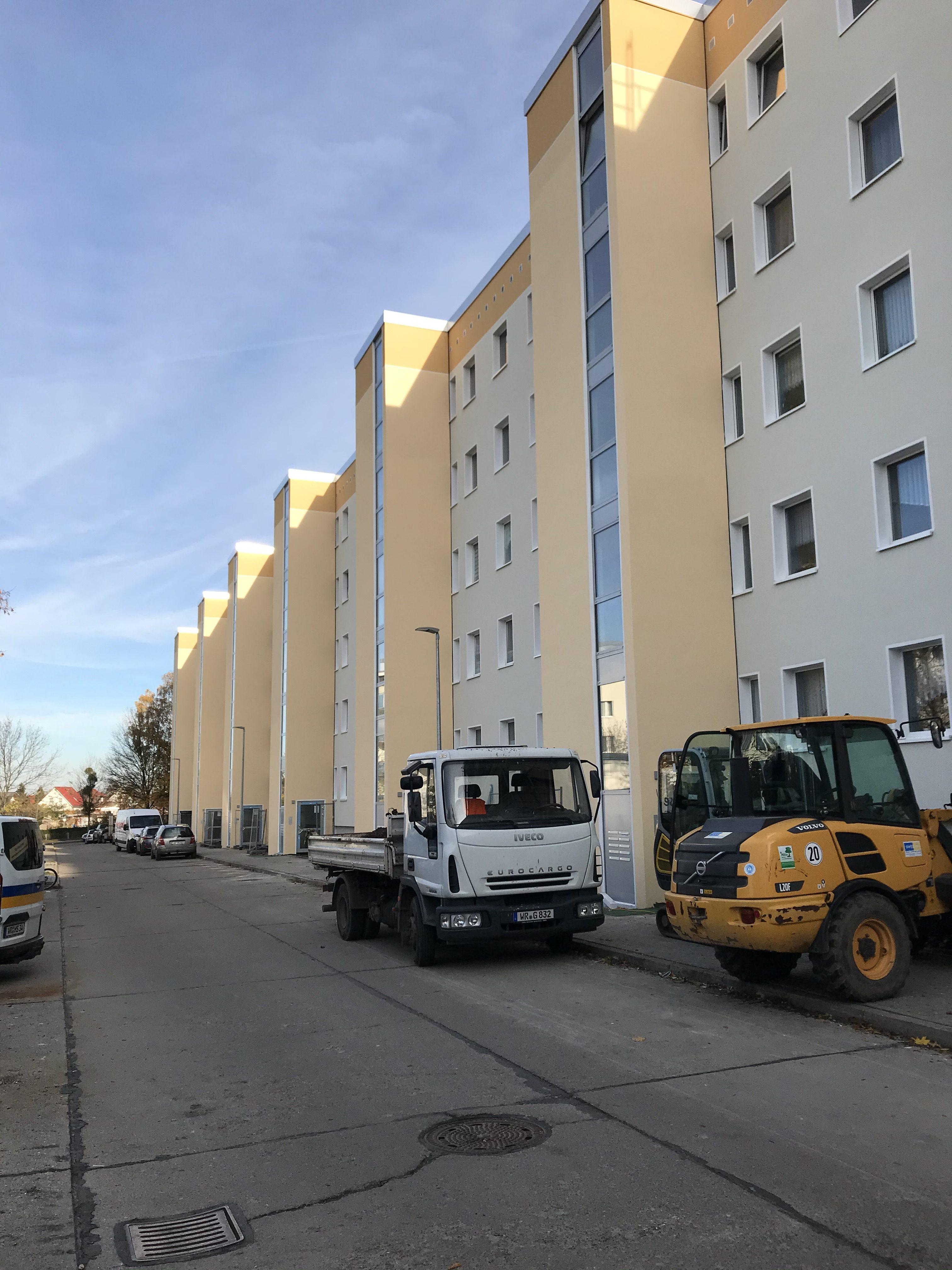 Neue Aufzüge an unseren Wohnungen in Wernigerode