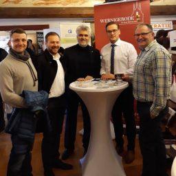 Rückkehrertag im Rathaus in Wernigerode