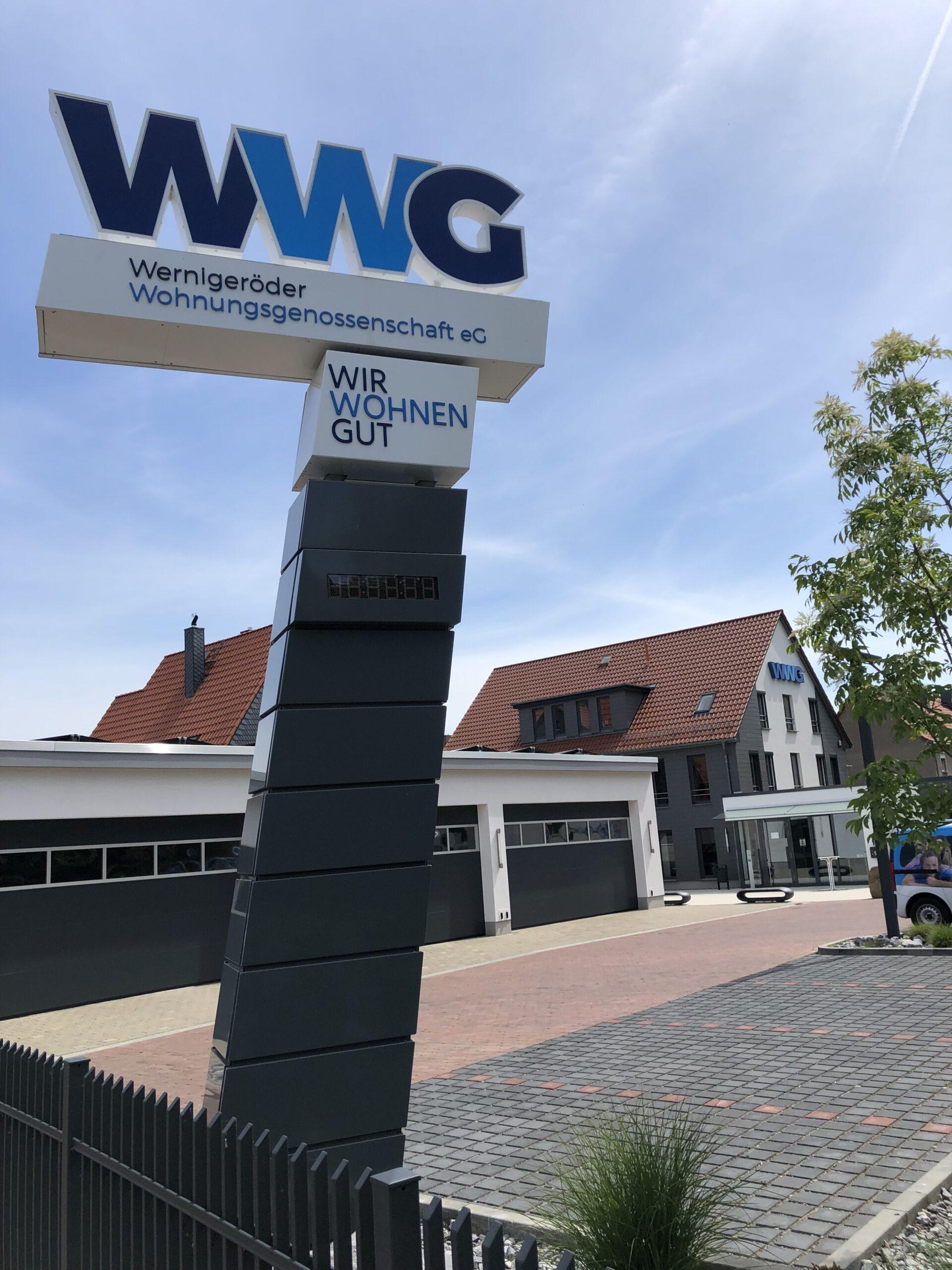 WWG Geschäftsstelle