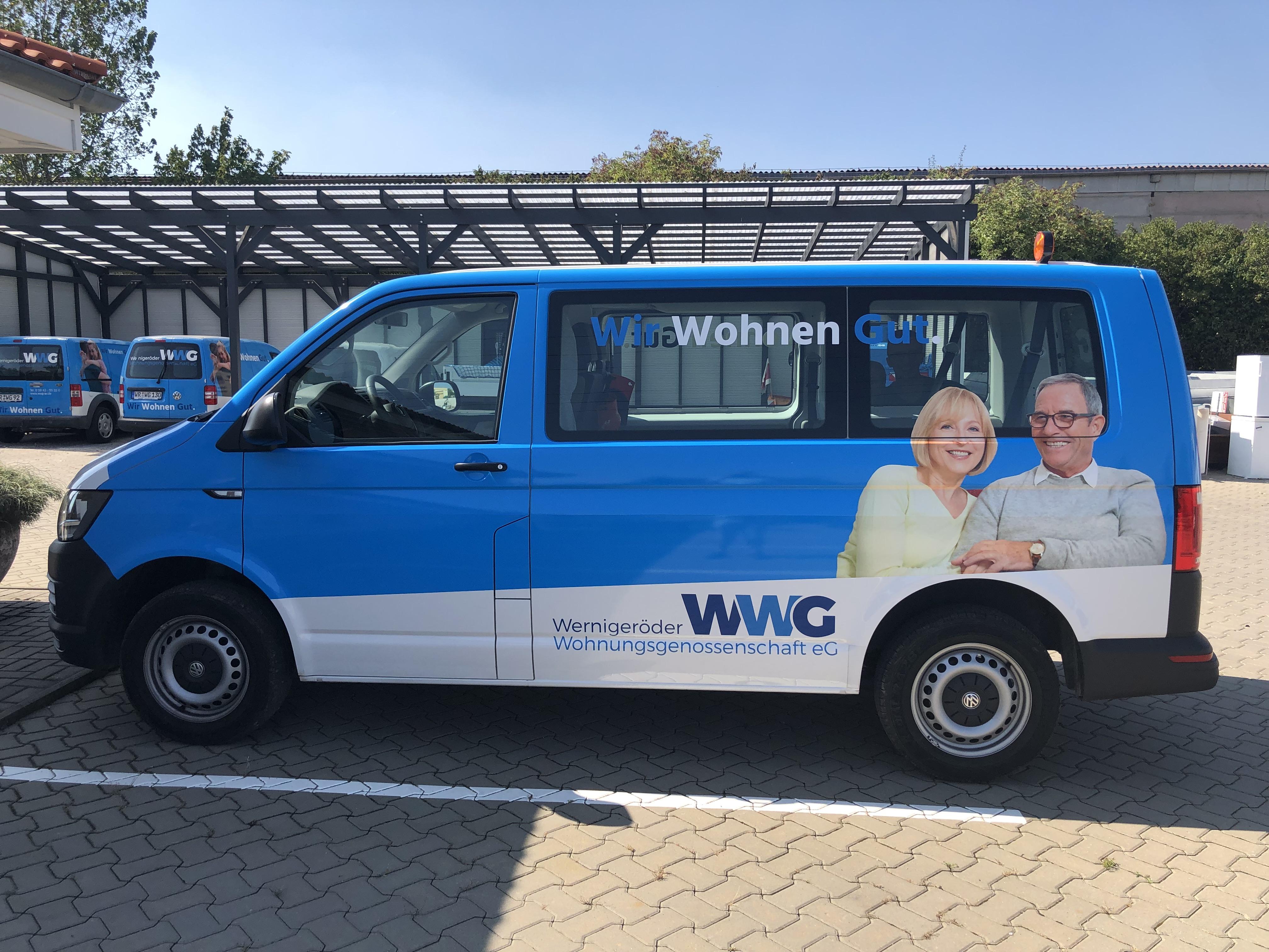 neues Fahrzeug für unsere Maler